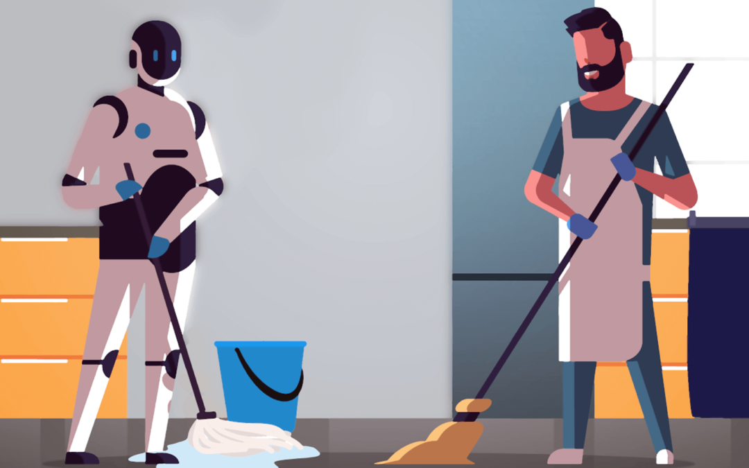 4 New Technologies Changing the Janitorial Industry
