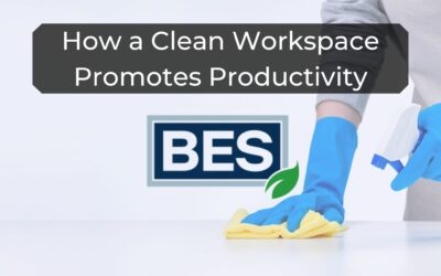 How a Clean Workspace Promotes Productivity