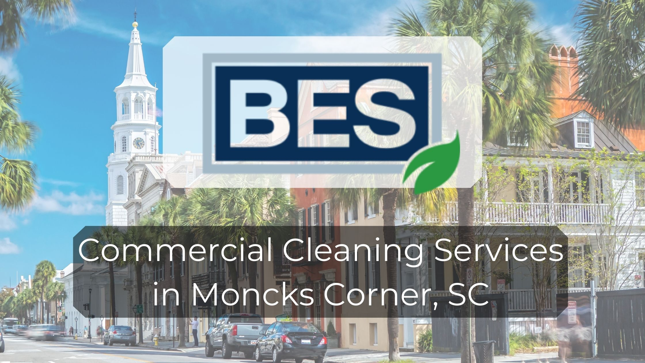 moncks corner commercial cleaning