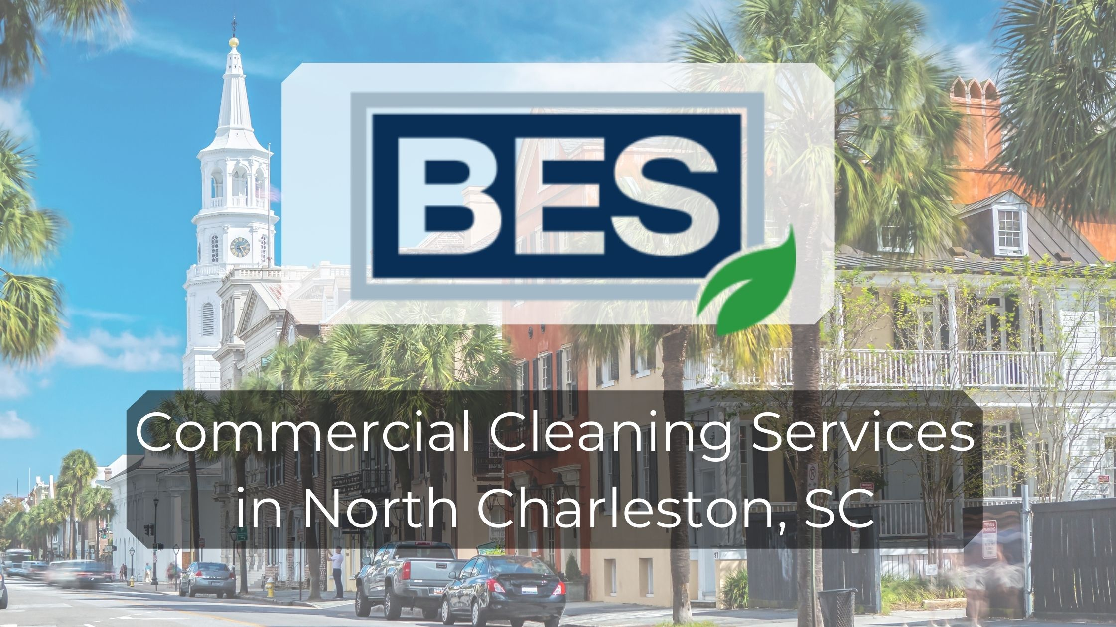 commercial cleaning in north charleston sc
